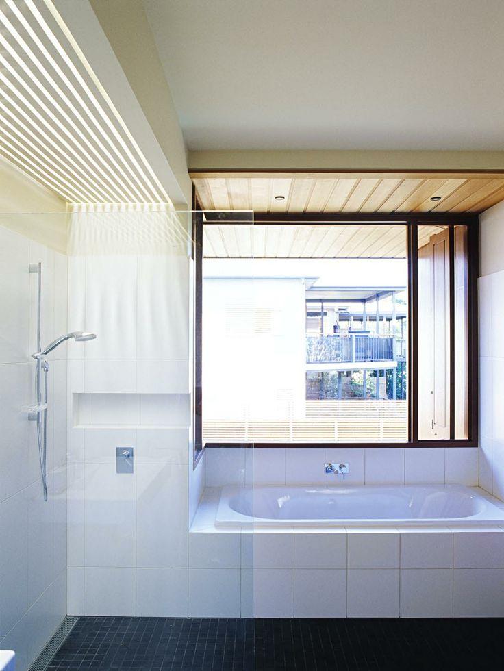 Wilston Residence Bathroom | Richard Kirk Architect