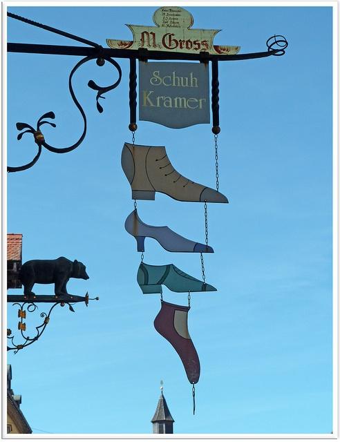 Kramer Shoes in Rottweil, Baden-Wurttemberg, Germany