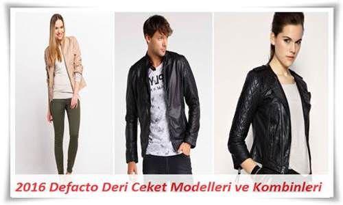 Yeni sezon defacto ceket modelleri çok şık duruyor. ,#defacto #deri #ceket #moda #kombin