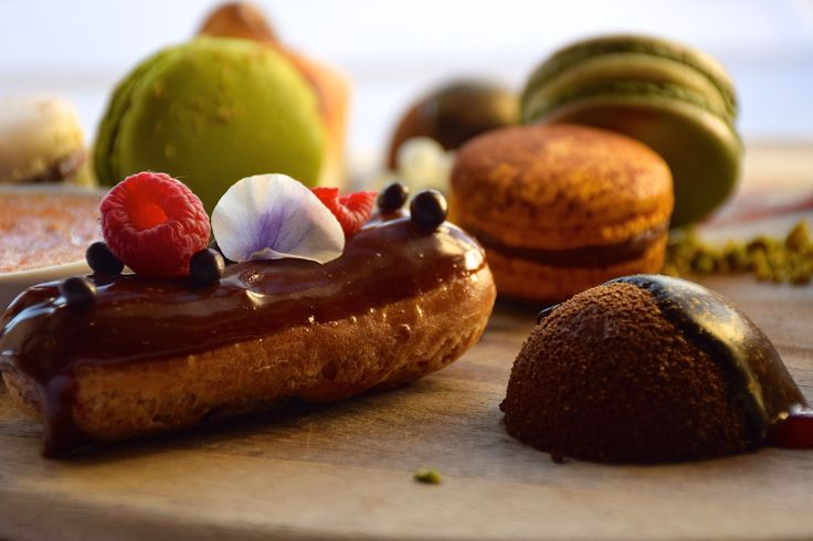 Dessert anyone? Assiette Mignardise!!!  Pop in to Baroque Bistro and have a try