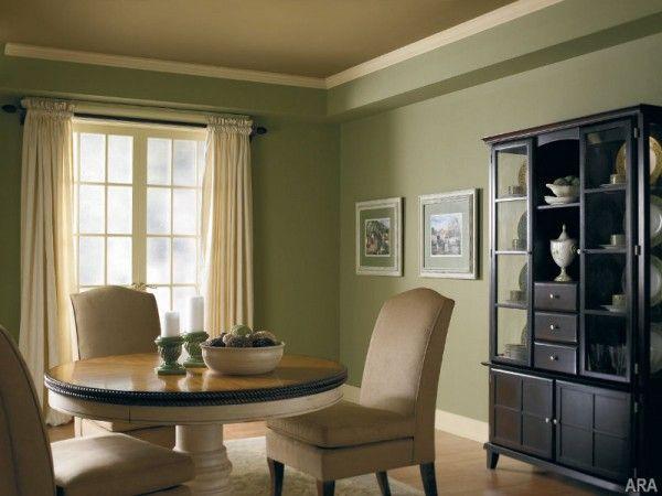 Las 25 mejores ideas sobre paredes cocina verde en for Pintura pared verde