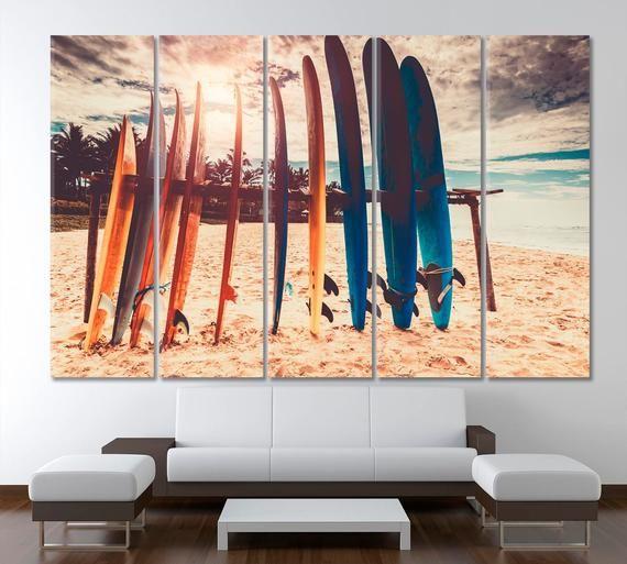 Surf Wall Art Surfboard Wall Decor Surfboard Wall Art Surf Etsy Surf Decor Surfboard Wall Art Surfboard Wall