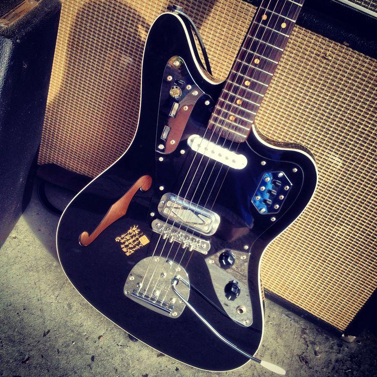 Gemütlich Fender Jaguar Humbucker Schaltplan Ideen - Elektrische ...