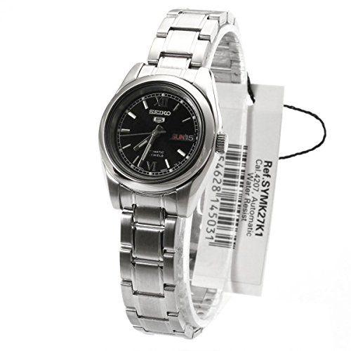 ⬆️😍✅ Seiko Reloj automático Woman SYMK27K1  24 mm 😍⬆️✅ Colosal Modelo perteneciente a la Colección de RELOJES SEIKO ➡️ PRECIO 92.37 € Disponible en 😍 https://www.joyasyrelojesonline.es/producto/seiko-reloj-automatico-woman-symk27k1-24-mm/ 😍 ¡¡Ofertas Limitadas!! #Relojes #RelojesSeiko #Seiko
