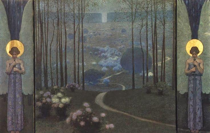 Gate to paradise, 1906 Wilhelm Bernatzik