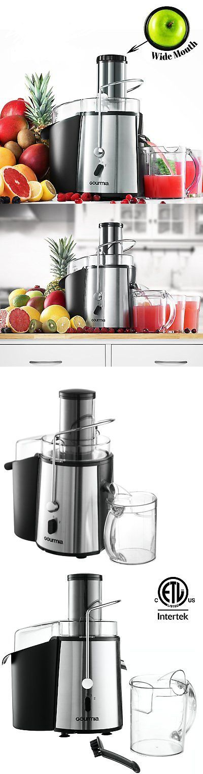 Juicers 20677: Gourmia Gj750 Wide Mouth Fruit Centrifugal Juicer 850 Watts Juice Extractor With -> BUY IT NOW ONLY: $59.91 on eBay! http://juicerblendercenter.com/3-different-cabbage-juices-you-will-love/