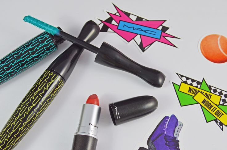 Die neue Kollektion von +MAC Cosmetics heisst Work it out und bringt Farbe in die Makeup-Welt. Ich durfte einige Produkte ausprobieren.   http://www.beautynature.ch/review-mac-workt-it-out/  --------------------------------------------------------------------------------------------------------------------------------  In my MAC News March edition, I have already briefly presented the MAC Work it out collection. I was already able to try out some products of this collection.