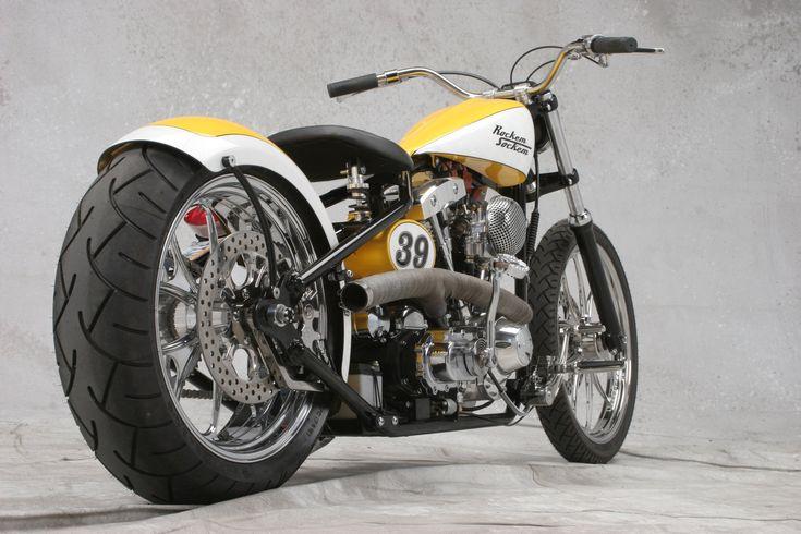 Knockout Custom Motorcycles