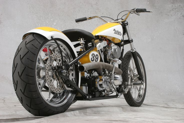 bobber motorcycles | Knockout Custom Motorcycles