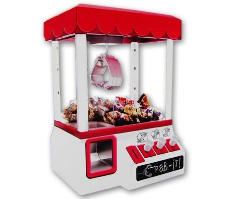 Christmas Gift Ideas - Carnival Style Arcade Claw Candy Grabber Prize Machine