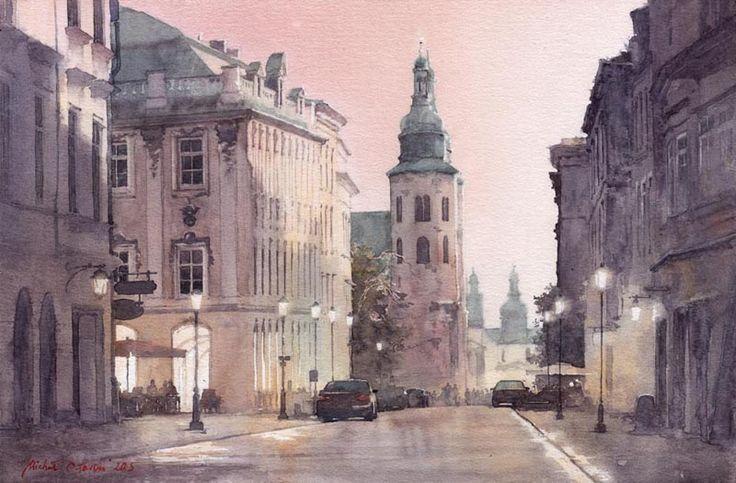 Krakow by micorl on DeviantArt