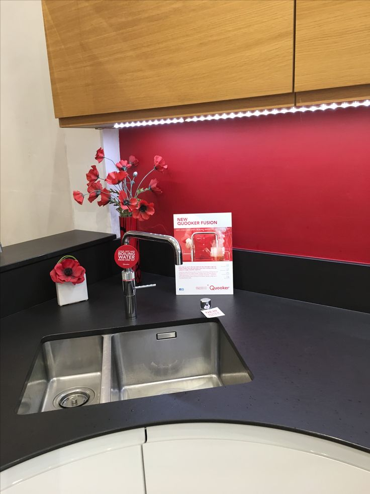 The Quooker Fusion at Expression Interiors in Chalfont St Peter.