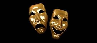 Resultado de imagen para mascaras teatro griego