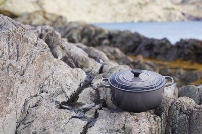 Le Creuset Oyster, shot and filmed in Newfoundland by Sandy Nicholson