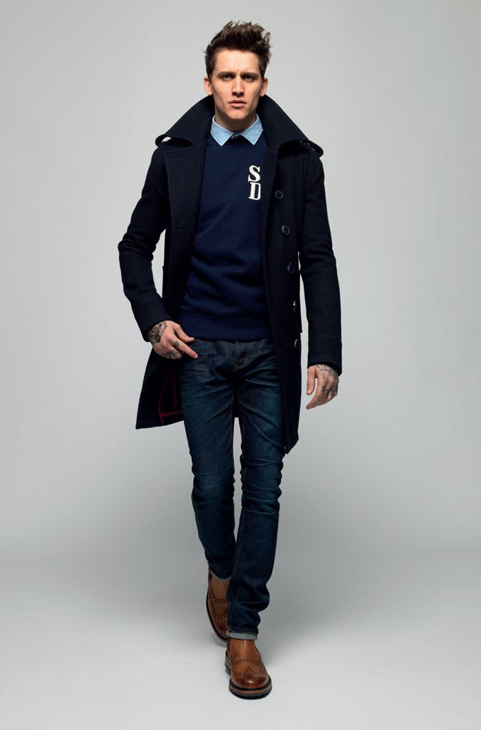 Superdry AW13 Collection, Men's Fall/Winter Fashion.