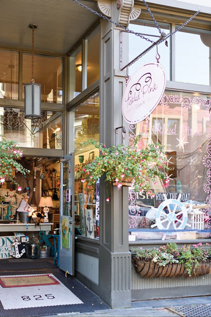 PORT TOWNSEND, WA: Just two hours away from Seattle, this coastal village happily embraces technology and innovation yet maintains a close connection to its authentic Victorian-era charm.