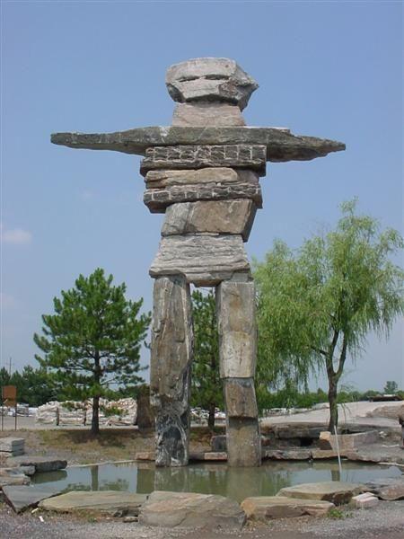 Days Out Ontario | Giant Inukshuk, Schomberg, Ontario
