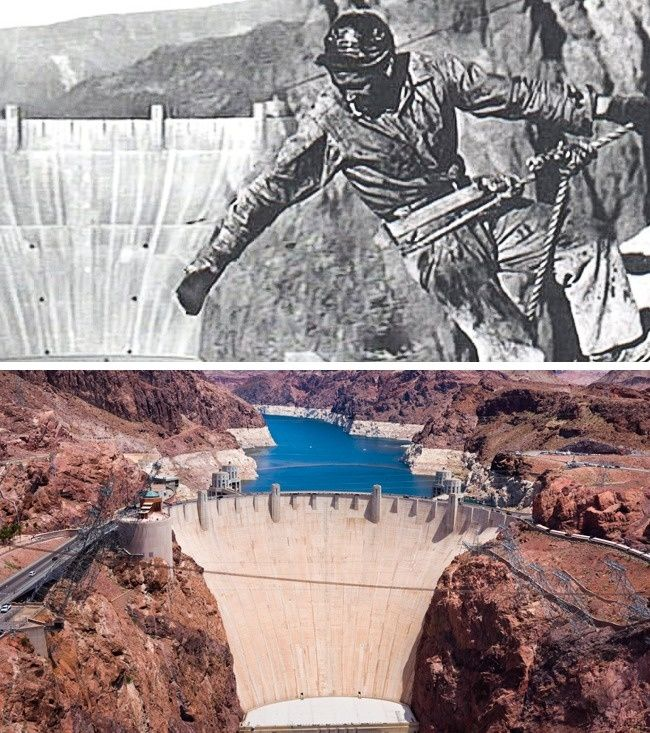 Hoover Dam - Deaths During Construction - 13Unbelievable Coincidences That Leave UsWith Many Questions About the World