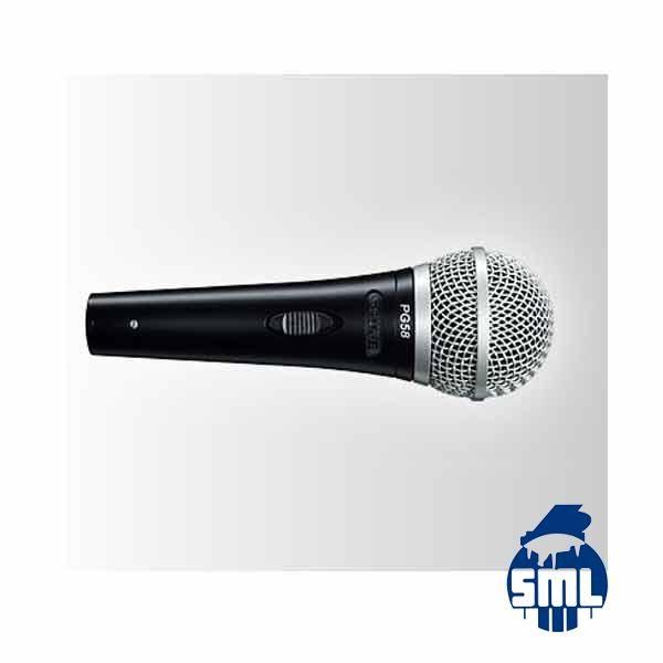 Microfones Shure para captar voz, compre no Salão Musical de Lisboa. Temos modelos de microfones Shure desde os modelos de entrada até aos modelos para uso profissional, para actuações ao vivo ou estúdio de gravação.
