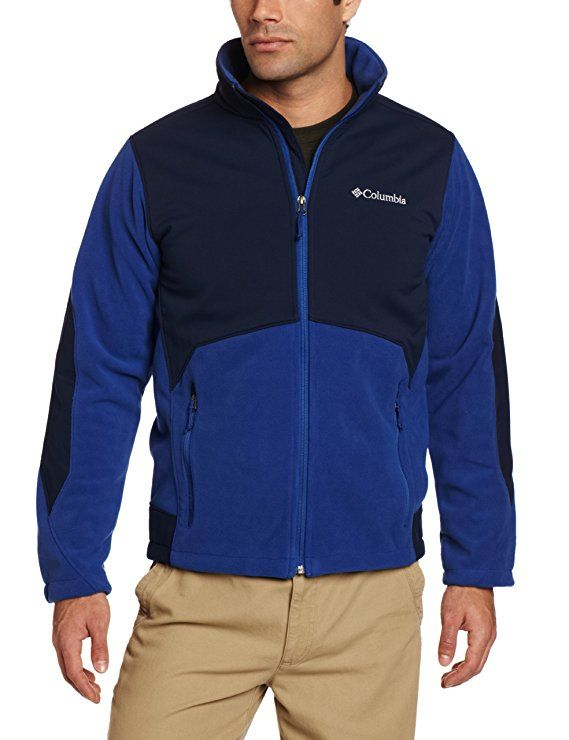 Columbia herren kapuzenjacke lake cobb full zip hoodie