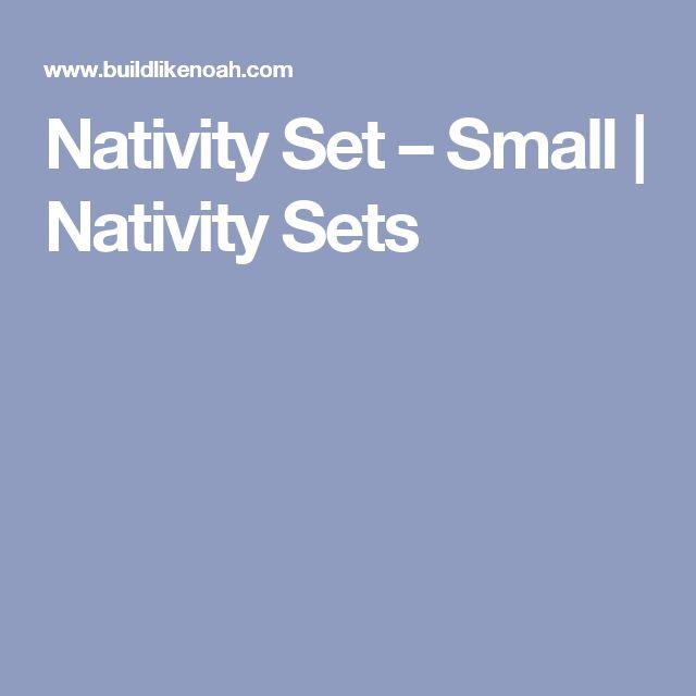 Nativity Set – Small | Nativity Sets