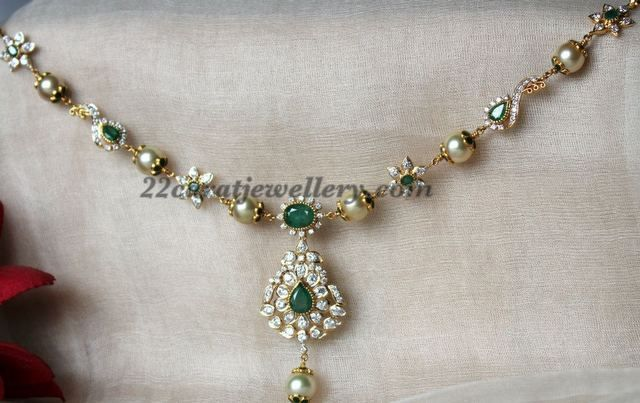 Jewellery Designs: Nice Pearls Set for All Ages