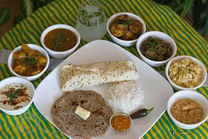 Rashasthan thali