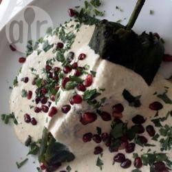 Foto de la receta: Auténticos chiles en nogada