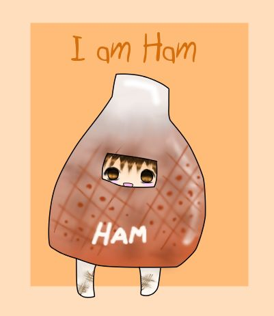 Scout Finch Ham Costume Scout's a ham by haruka-wolf | To ...