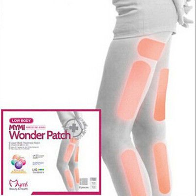 18pcs MYMI Wonder Slimming Patches Belly Arm Leg Fat Lose Body Exercise Patch - health-beauty.gos...