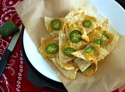 Recipe: Nacho Cheese Sauce (Vegan and Nut-free!!) #vegan #nachos