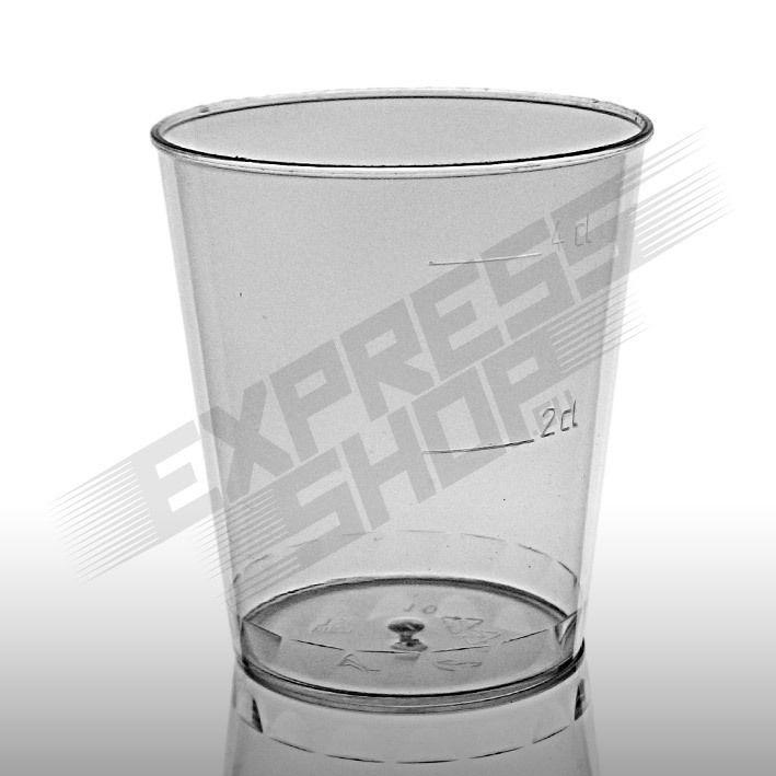 SchnapsgläSer 2cl Glas