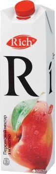 Упаковка сока Rich Combifit Персиковый 1 л х 12 шт (4607042439865)
