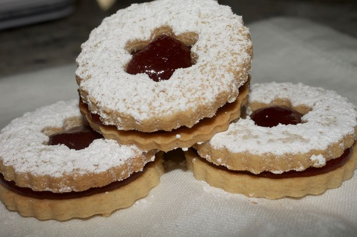 Guava Paste Cookies - Thyme & Passion
