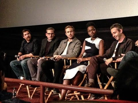 Christian Bale, Steve Carell, Ryan Gosling, Adepero Oduye, & Jeremy Strong Q & A THE BIG SHORT - YouTube | The leads of the Big Short (minus Pitt) discuss the film
