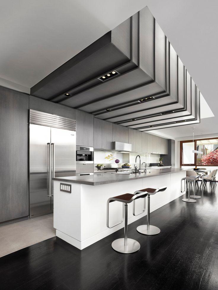 1108 besten kitchens Bilder auf Pinterest | schwarze Küchen, Asche ...