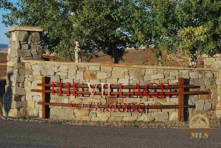 Fantastic & affordable lots! The Village at Elk Ridge offers paved roads…