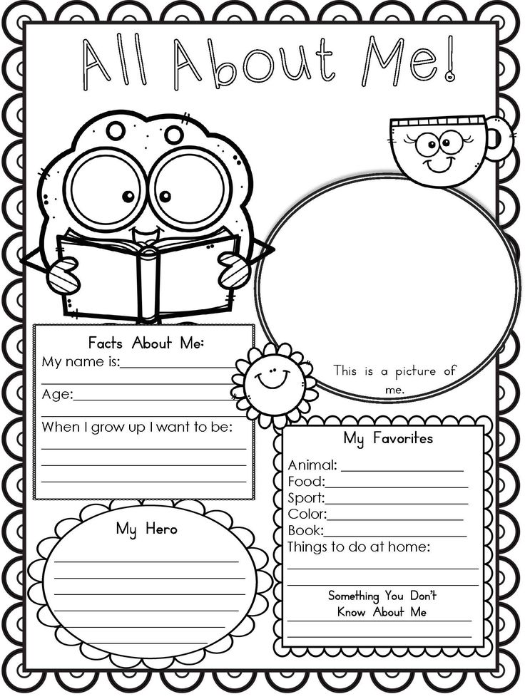 Pin by Erica Sweet on Worksheets and Activities (With