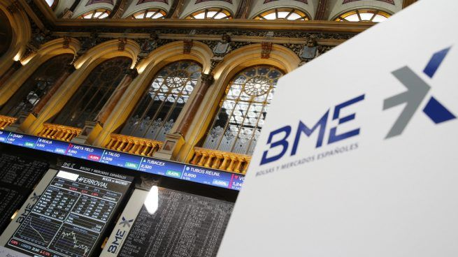 El Ibex conquista los 9.100 puntos a pesar de que el BCE no ha anunciado más estímulos