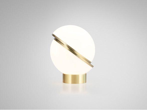 Lee Broom Mini Crescent Table Lamp Lee Broom Crescent Table Table Lamp