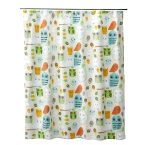"""Give a Hoot Shower Curtain (72x72"""") : Target"""