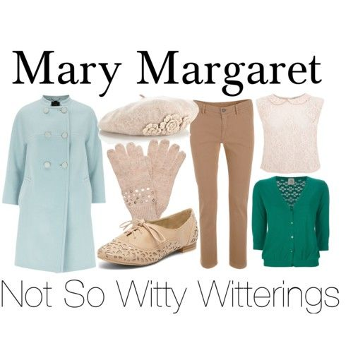 Mary Margaret, Once upon a time