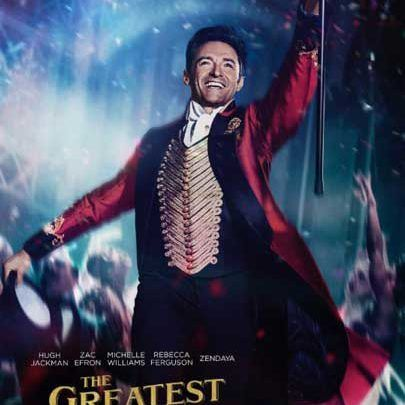 The Greatest Showman character posters
