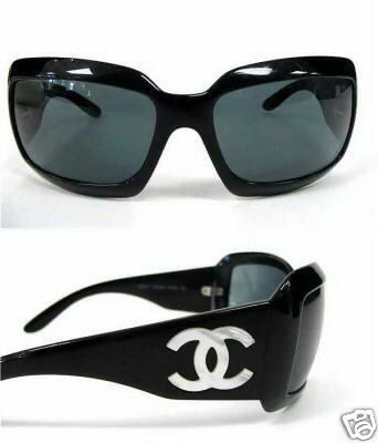 Never leave home without them! chanel sunglasses