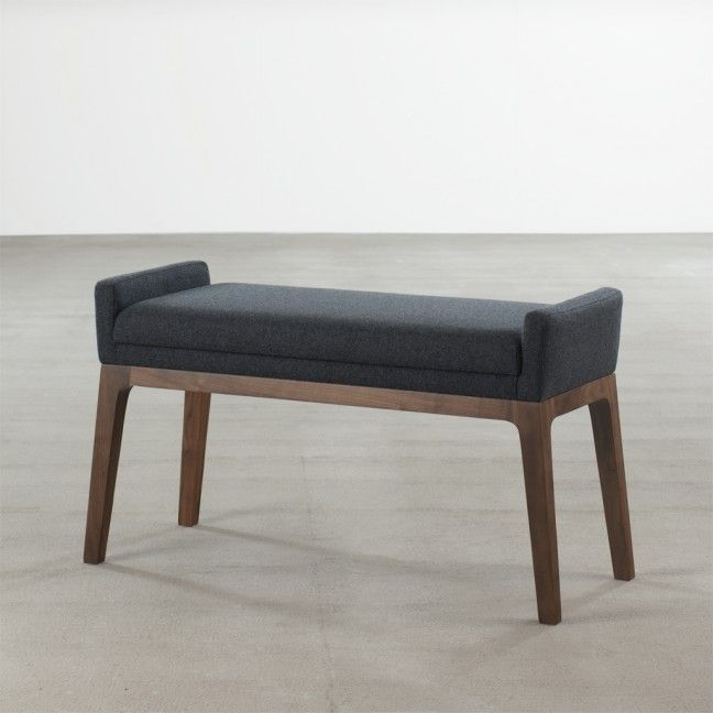 Likeness Of Small Upholstered Bench An Instant Seating