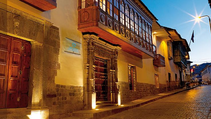 Aranwa Cusco Boutique Hotel is the essence of luxury and comfort in the heart of the Inca city. #getlost