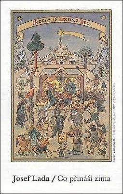 Booklet k výstavě malíře Josefa Lady
