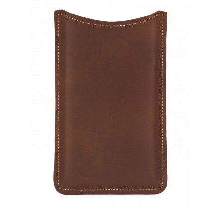 Leren iPhone hoesjes vind je bij ons! - #make your own leather iphone case | Leather iPhone 5 Case in Sundance Floodlight - http://www.ledereniphonehoesjes.nl/slimme-iphone-6-hoesjes/