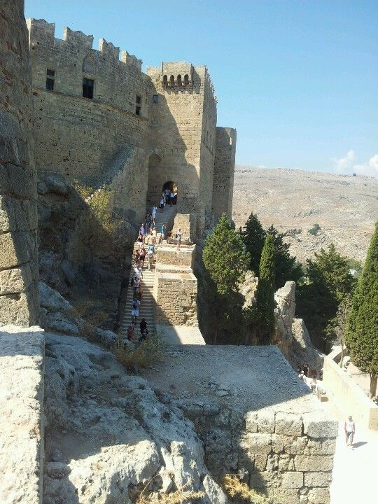 Lindos - Rhodes - Greece