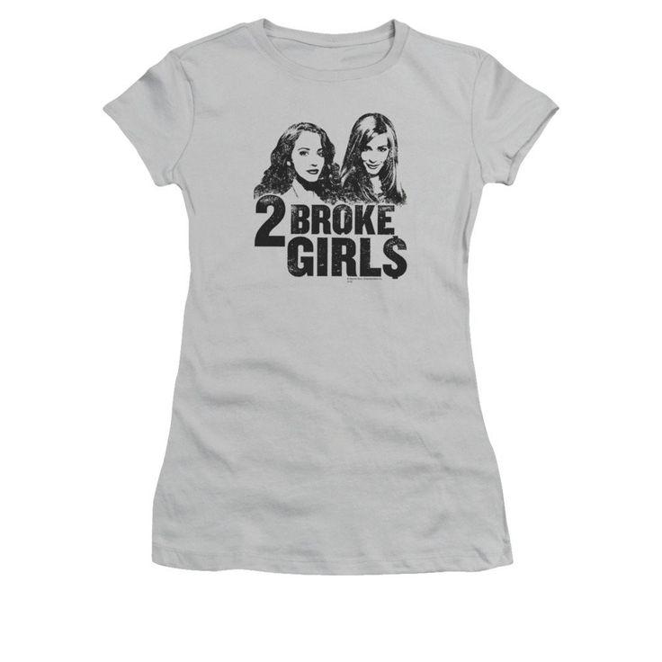 2 Broke Girls - Broke Girls Junior T-Shirt